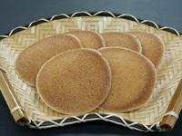 松皮煎餅の写真